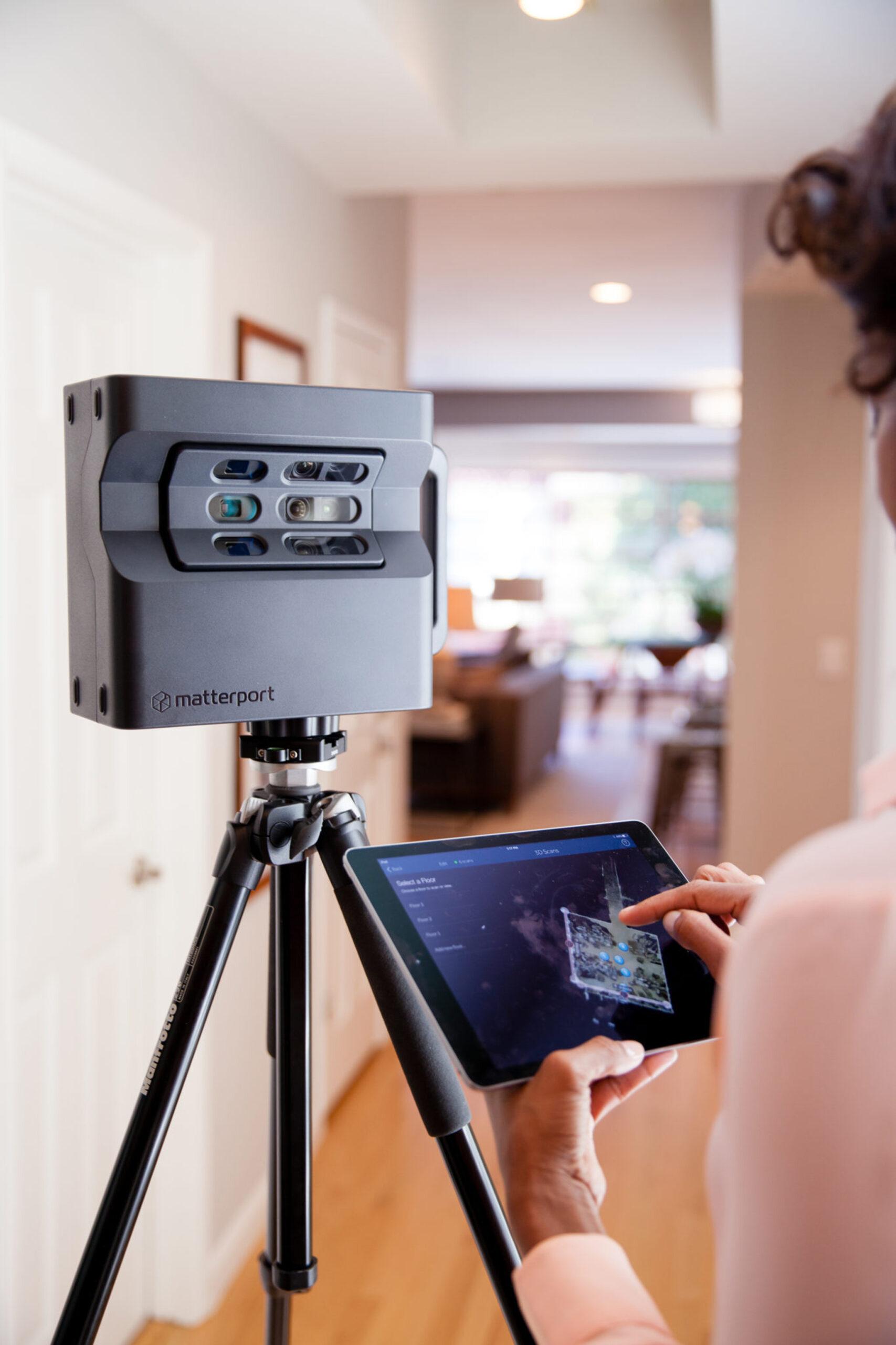 _Matterport 3D camera_HR